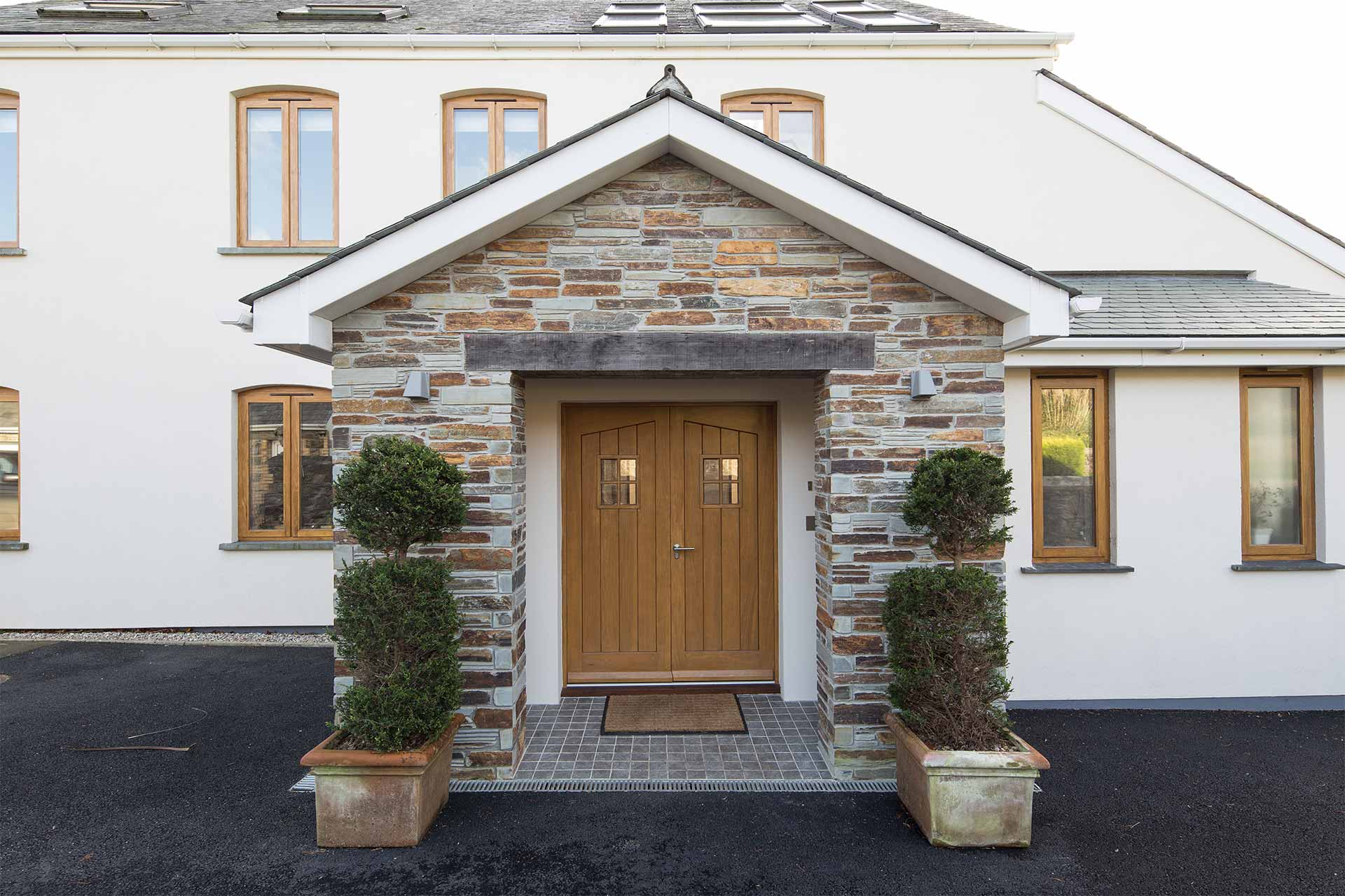 Front Porch Classic Builders Sw Ltd